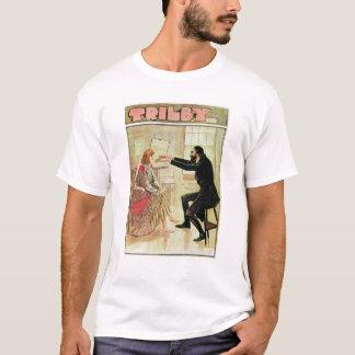 Trilby hypnotised by Svengali T-Shirt
