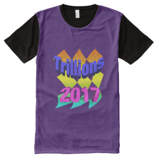 Trillions-2017- All-Over Print T-Shirt