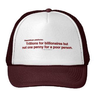 TrillionsPenny Mesh Hat