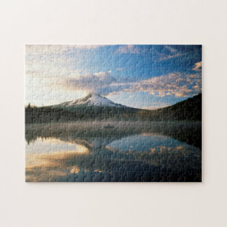 Trillium Lake | Mount Hood National Forest, OR Jigsaw Puzzle