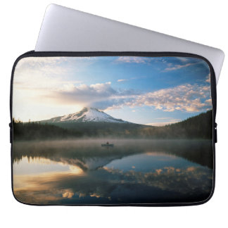 Trillium Lake | Mount Hood National Forest, OR Laptop Sleeve