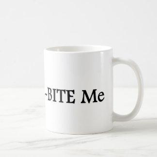 Trilo Bite Me Coffee Mug