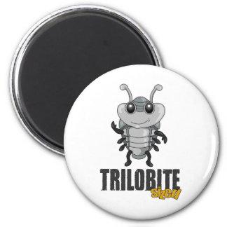 Trilobite Sized - Uni Design 6 Cm Round Magnet