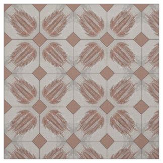 Trilobite Tile Fabric