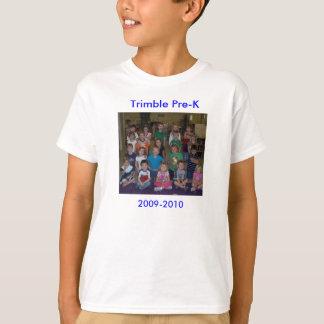 Trimble Pre-K, 2009-2010 T-Shirt