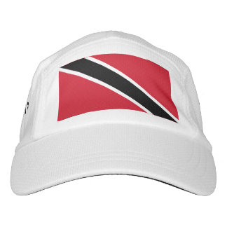 Trindadian and Tobagonian (Trinbagonian) flag Hat