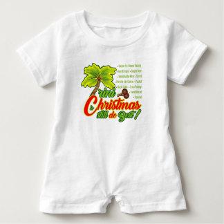 Trini Christmas-Baby Romper Baby Bodysuit