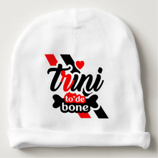 Trini to the Bone Baby Beanie