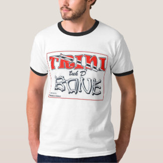Trini tyh Di Bone Ringer T-Shirt