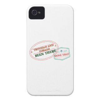 Trinidad and Tobago Been There Done That iPhone 4 Case-Mate Case