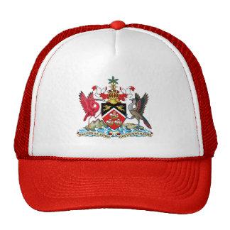 Trinidad and Tobago Coat Of Arms Cap