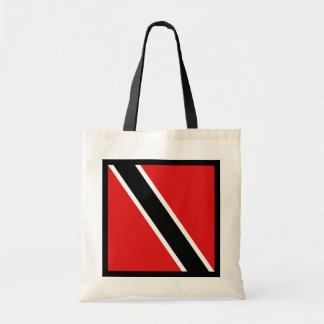 Trinidad and Tobago Flag Bag