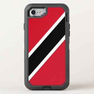 Trinidad and Tobago Flag OtterBox Defender iPhone 8/7 Case