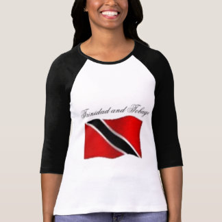 Trinidad And Tobago Flag T-shirt And Etc
