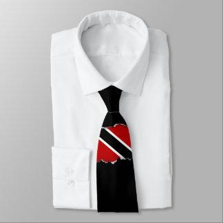 Trinidad and Tobago Flag Tie