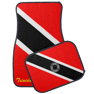 Trinidad and Tobago Floor Mat