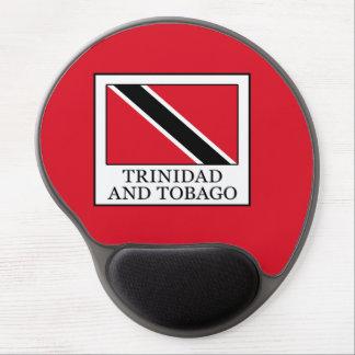 Trinidad and Tobago Gel Mouse Pad