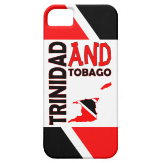 Trinidad and Tobago iPhone 5 Case