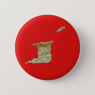 Trinidad and Tobago Map Button