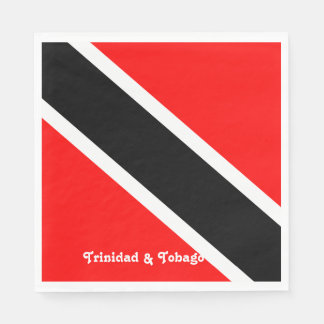 Trinidad and Tobago Paper Serviettes