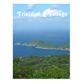 Trinidad and Tobago Postcard