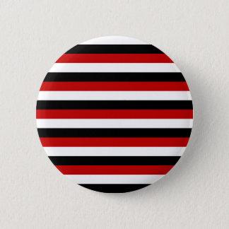 Trinidad and Tobago Yemen flag stripes 6 Cm Round Badge
