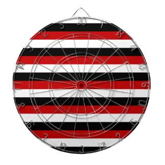 Trinidad and Tobago Yemen flag stripes Dartboard