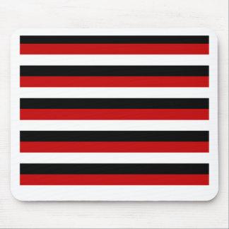 Trinidad and Tobago Yemen flag stripes Mouse Pad