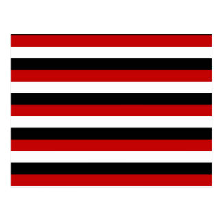 Trinidad and Tobago Yemen flag stripes Postcard