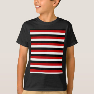 Trinidad and Tobago Yemen flag stripes T-Shirt