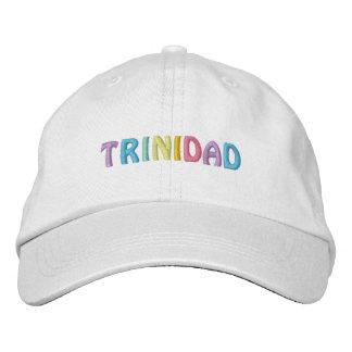 TRINIDAD cap Embroidered Baseball Cap