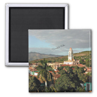 Trinidad, Cuba Magnet
