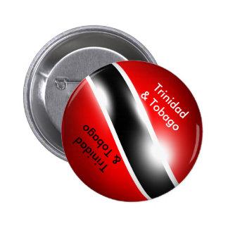 Trinidad & Tobago  Button