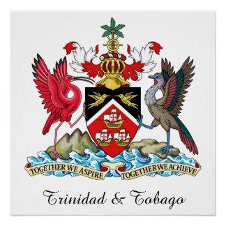 Trinidad Tobago Coat Of Arms