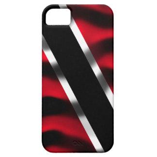 Trinidad & Tobago Flag Iphone 5 Case-Mate Case