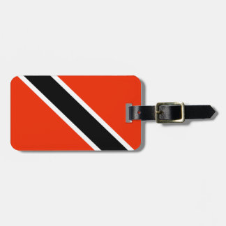 Trinidad & Tobago flag Luggage Tag