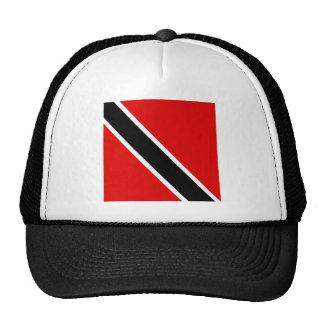 Trinidad Tobago High quality Flag Cap