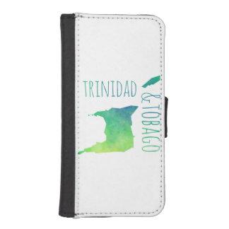Trinidad & Tobago iPhone SE/5/5s Wallet Case