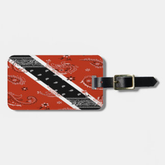 Trinidad & Tobago Luggage Tag
