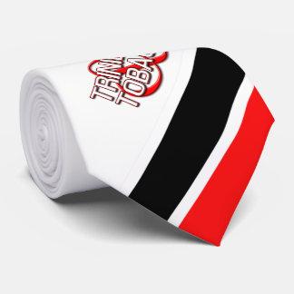 Trinidad & Tobago (White) Tie