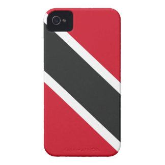 Trinidadtobago flag iPhone 4 Case-Mate cases