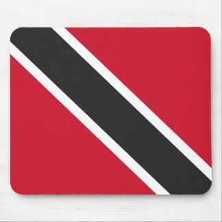 Trinidadtobago flag mouse pad