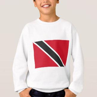 Trinidadtobago flag sweatshirt