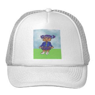 Trinity Anime Art Gallery Character Mesh Hat