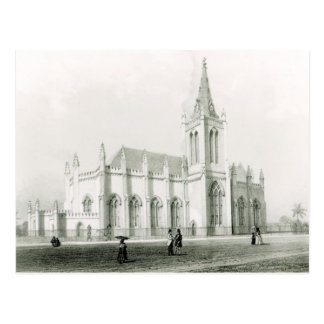Trinity church, Port of Spain Postcard