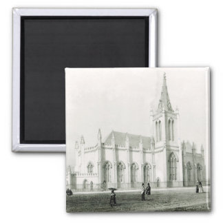 Trinity church, Port of Spain Square Magnet