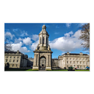 Trinity College Dublin Photo Print