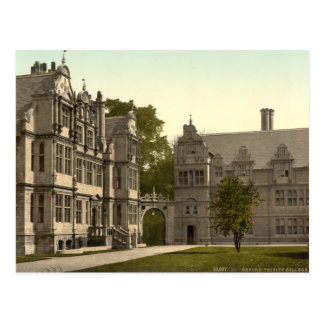 Trinity College Oxford England Post Cards