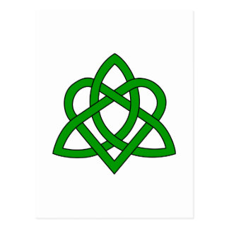 Trinity Knot Postcard