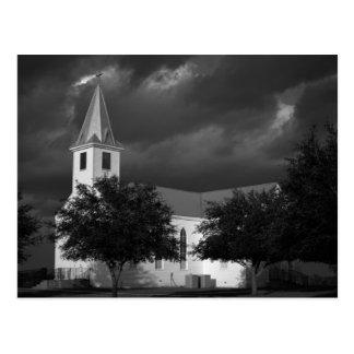 Trinity Lutheran Church - Fedor, Texas - Postcard